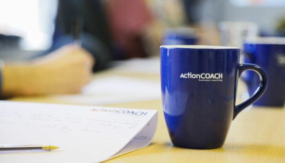 Action Coach mug