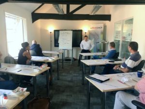 workshop at office in Goring