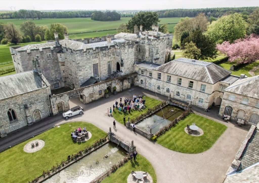 Hazelwood castle, venue for Coach Alignment Training